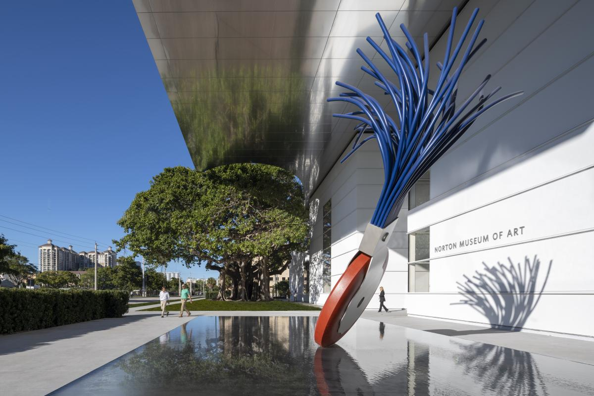 Norton Museum of Art Engancia West Palm Beach Florida