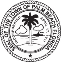 Seal of the Town of Palm Beach