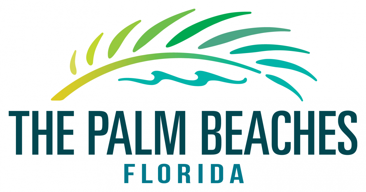 The Palm Beaches Logo