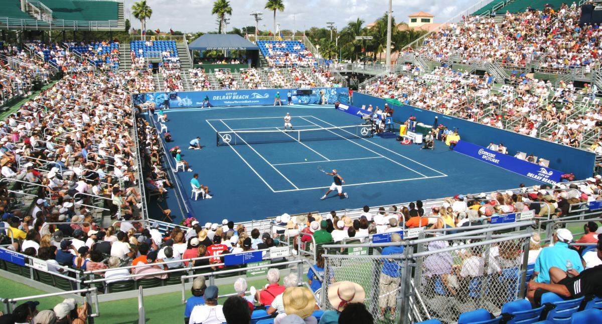 Delray Beach Open estadio