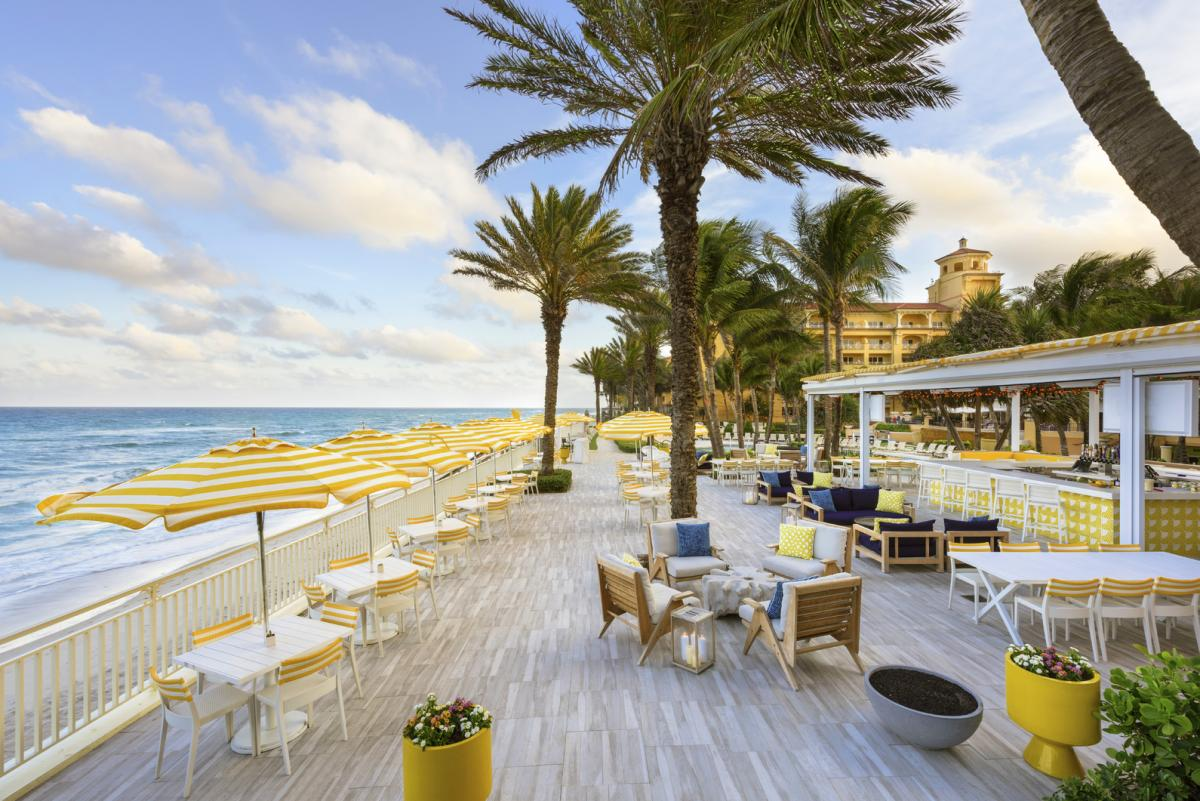 Breeze Ocean Kitchen en Eau Palm Beach