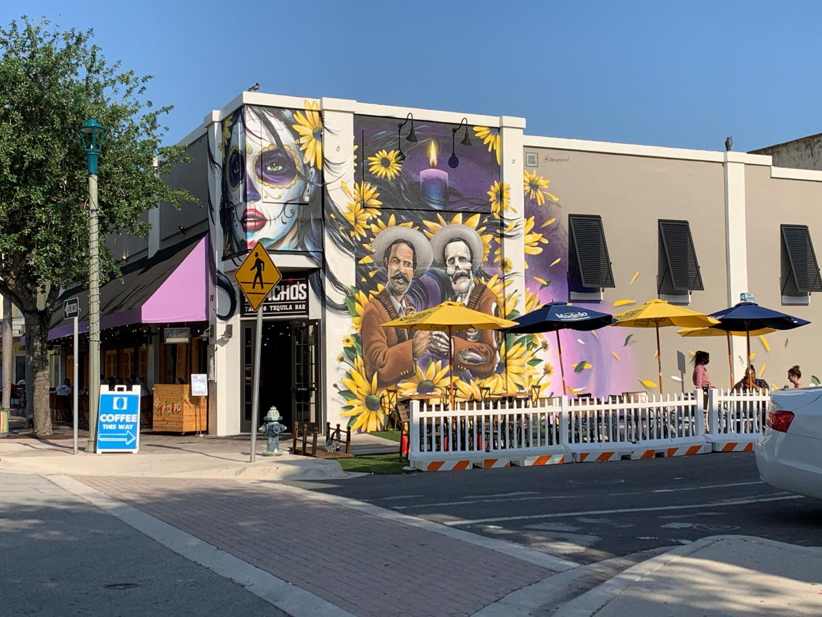 Los Pancho's Taco & Tequila Bar, Lake Worth Beach