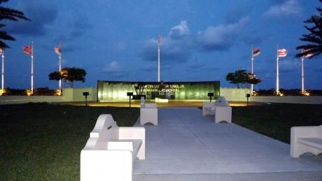 Martin Luther King Memorial Park