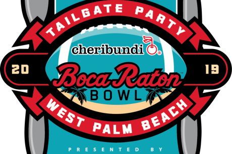 2019 Cheribundi Boca Raton Bowl Tailgate Party Presented By FPL