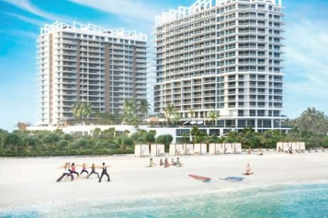 Amrit Ocean Resort and Residences Towers