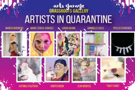 Artists in Quarantine