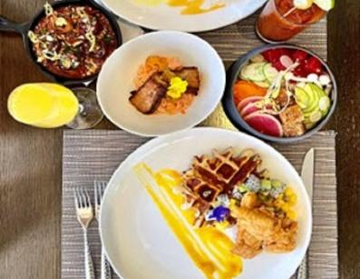 Atlantic Grille & Bar at The Seagate $25 Brunch