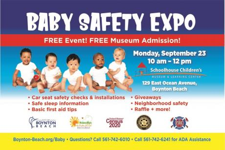 Baby Safety Expo