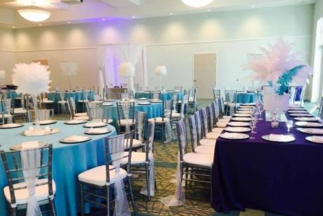 Book Your 2020 Event by Sept 31st and Receive 2 Free Setup Hours with an Event of 4 Hours or More!