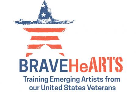 BraveHeARTS: Training Emerging Artists from our United States Veterans