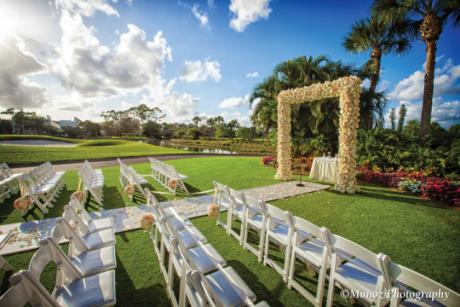 Breakers West Country Club - Weddings