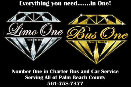 Bus One - Palm Beach Charters