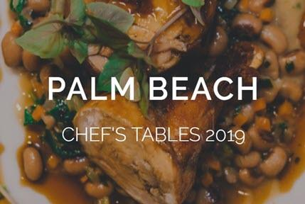 CHEFS UP FRONT 2019