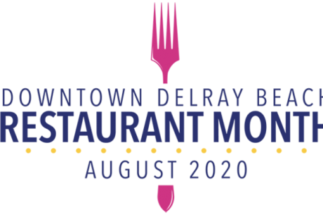 Downtown Delray Restaurant Month 2020