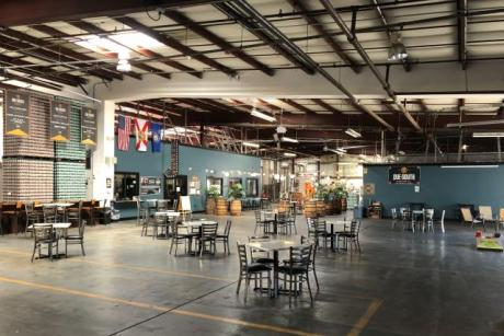 Warehouse Taproom Space