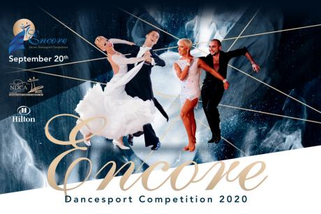 Encore Dancesport Competition 2020