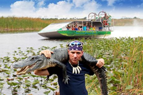Airboat Tours in The Palm Beaches | The Palm Beaches Florida