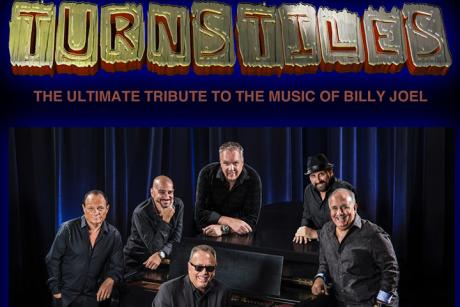 Free Friday Concerts  Turnstiles: The Ultimate Tribute to the Music of Billy Joel