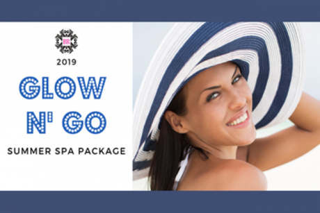 Glow n' Go Summer Spa Package