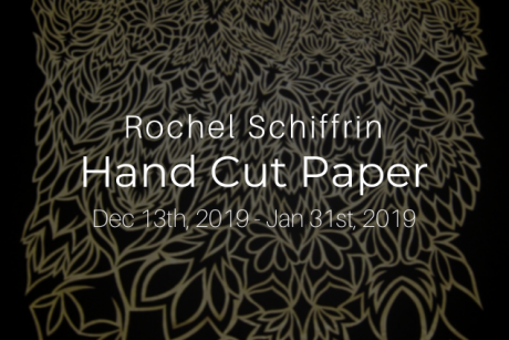 Hand Cut Paper Exhibition