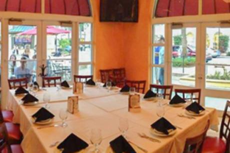Il Bellagio Private Dining Room - Holds up-to 26 guests.