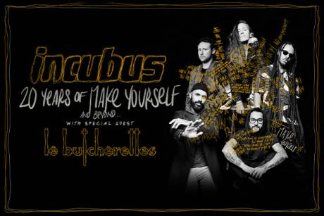 Incubus 20 Years of Make Yourself & Beyond
