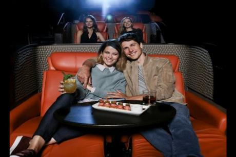 iPic Entertainment - Theater seating