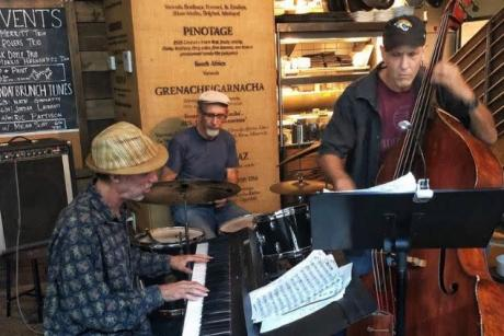 Jazz At The Monk: The Mark Doyle Trio