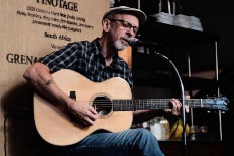 Live Tunes Tuesday: Ric Pattison