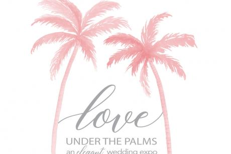 Love Under the Palms: An Elegant Wedding Expo