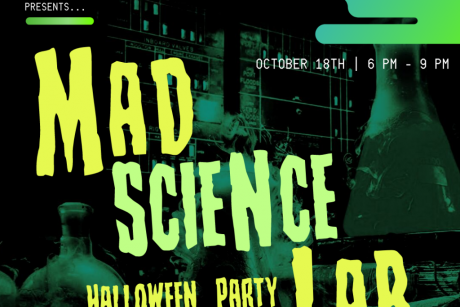 Mad Science Lab - Halloween Party
