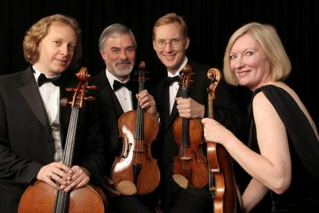 Music Series 2020 - American String Quartet