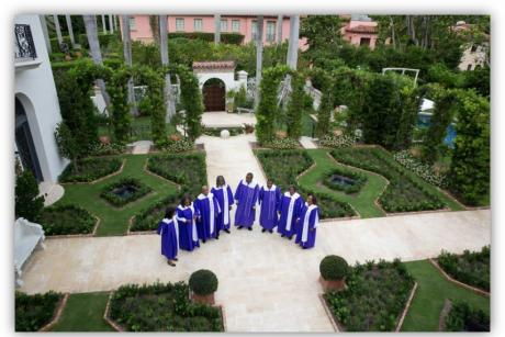 Palm Sundays: Gospel in the Gardens