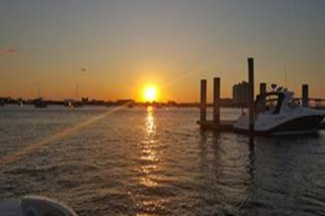 Private Sunset Boat Charter