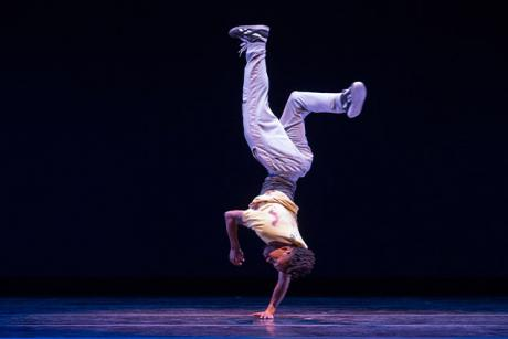 Rennie Harris Puremovement American Street Dance Theater Nuttin' But A Word!