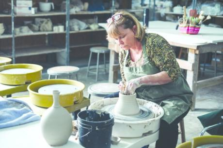 Sign Up for Fall Art Classes Beginning August 31st