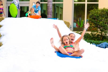 Snow Place Like Hilton West Palm Beach