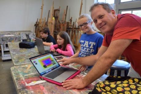 Summer Art Experience- On Campus