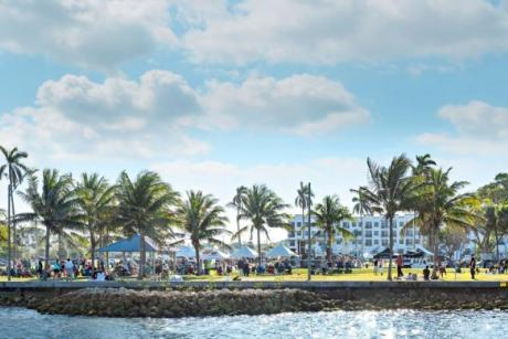 """Sunday on the Waterfront: """"Caribbean Chillers"""" (Tribute to Jimmy Buffett)"""