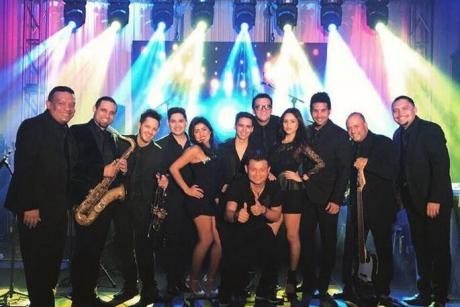 Sunday on the Waterfront: Revolution Band (Latin Music)