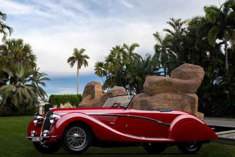The 4th Annual Sculpture in Motion – The Art of Pre- and Post-War Automobiles