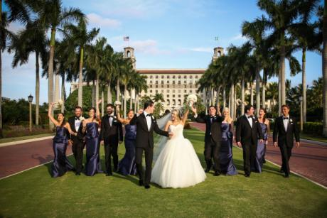 Weddings by The Breakers - Photo by Alain Martinez Photography