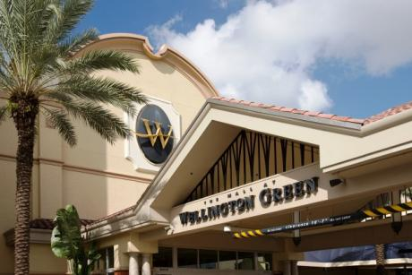 Mall at Wellington Green