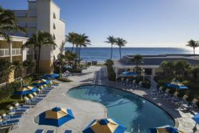 Delray Sands Resort Pool