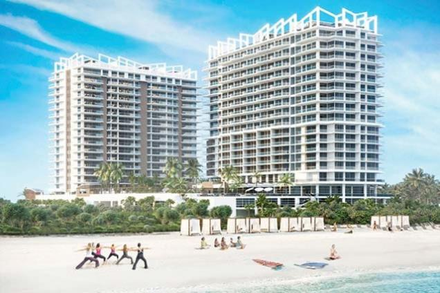 Amrit Ocean Resort and Residences Towers_635x424