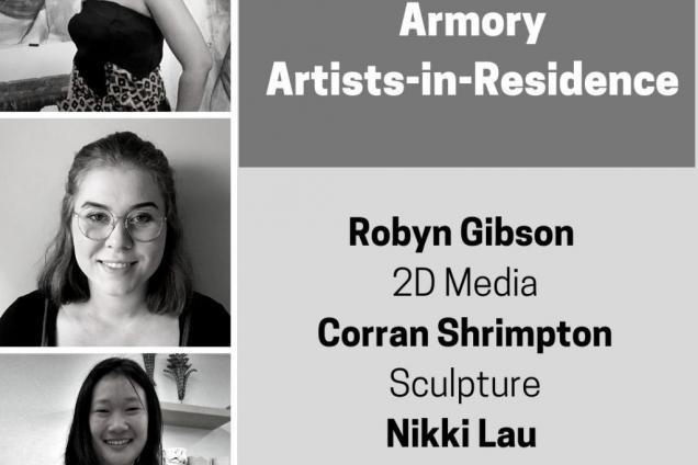 Artist-in-Residence Exhibition