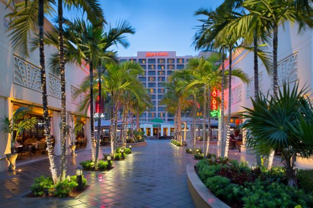 Marriott Boca Raton at Boca Center