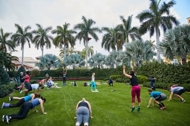 Bootcamp at Hilton West Palm Beach