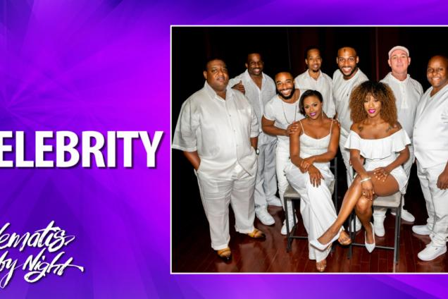 Clematis by Night: Celebrity (Top 40/Motown/R&B)