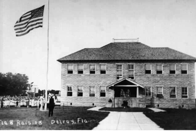 Early 1900s - The museum was known for being an elementary school in the early 1900s - 1980s.